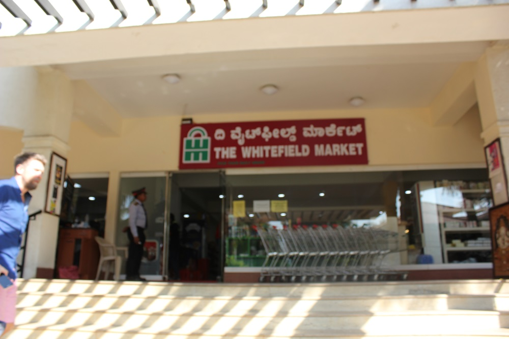 The Whitefield Market Buinding